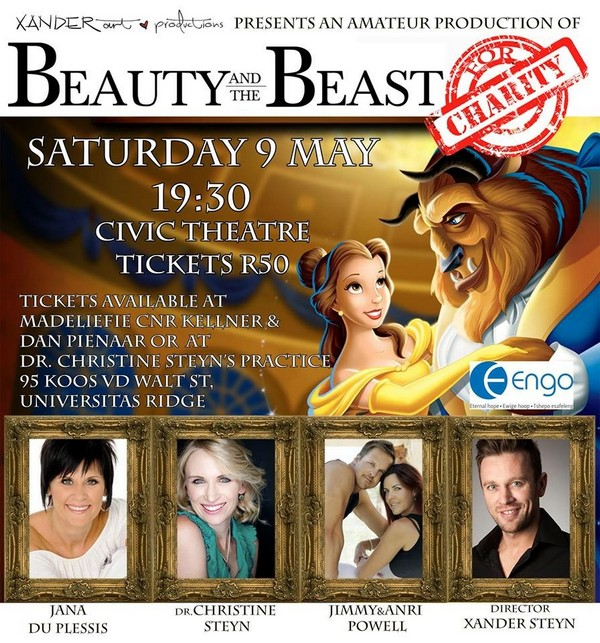 Beauty and the Beast. Civic Theatre